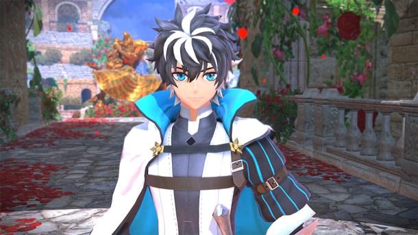 Fate/Extella Link   Charlemagne Screenshot 1