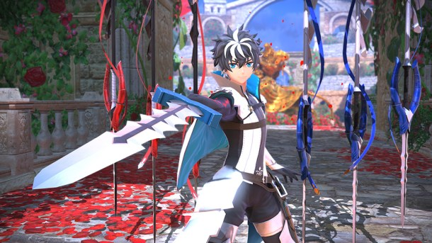 Fate/Extella Link | Charlemagne Screenshot 2