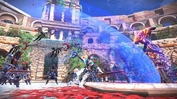 Fate/Extella Link   Charlemagne Screenshot 3