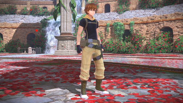 Fate/Extella Link   Male Master