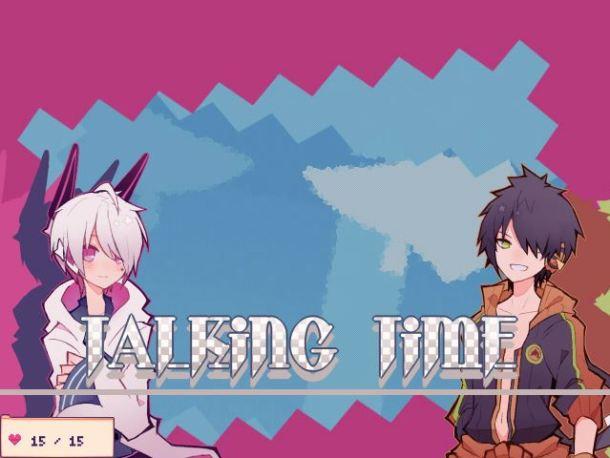 1bitHeart | Talking with Yukinaga
