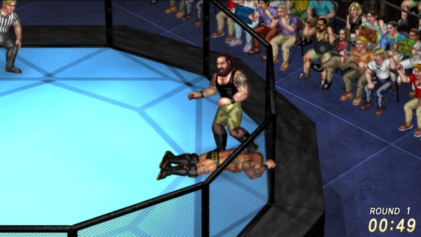 Fire Pro Wrestling World | Match