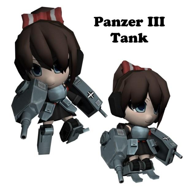 Armor Blitz | Panzer III 2015