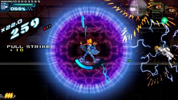 Azure Striker Gunvolt | Shock em!