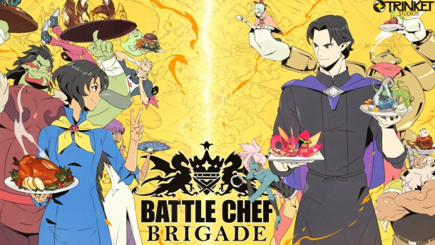 Nintendo Download | Battle Chef Brigade