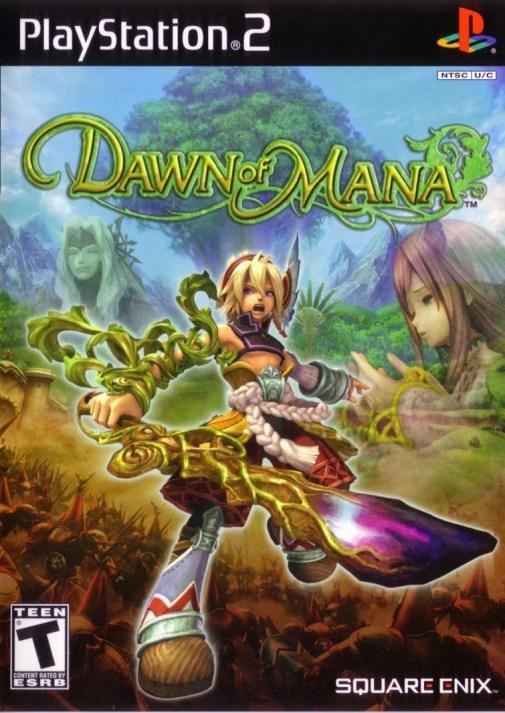 Dawn of Mana | Boxart