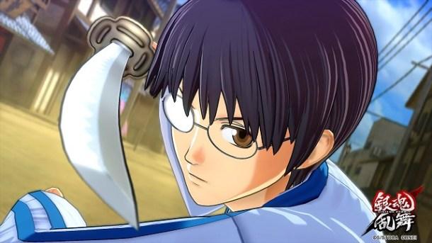 Gintama Rumble | Shinpachi featured