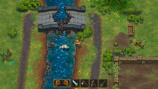 Graveyard Keeper | Bridge