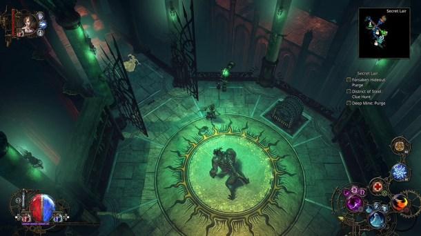 Van Helsing II | The Lair