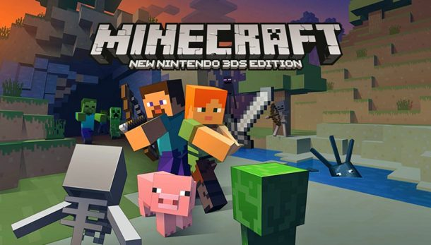 Nintendo Download | Minecraft 3DS