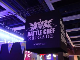 PAX West 2017 | Battle Chef Brigade