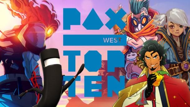 PAX West 2017 Top 10