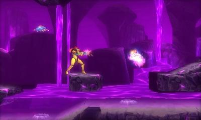 Samus Returns   Purple Death