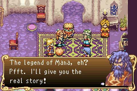 Sword of Mana | Bogard