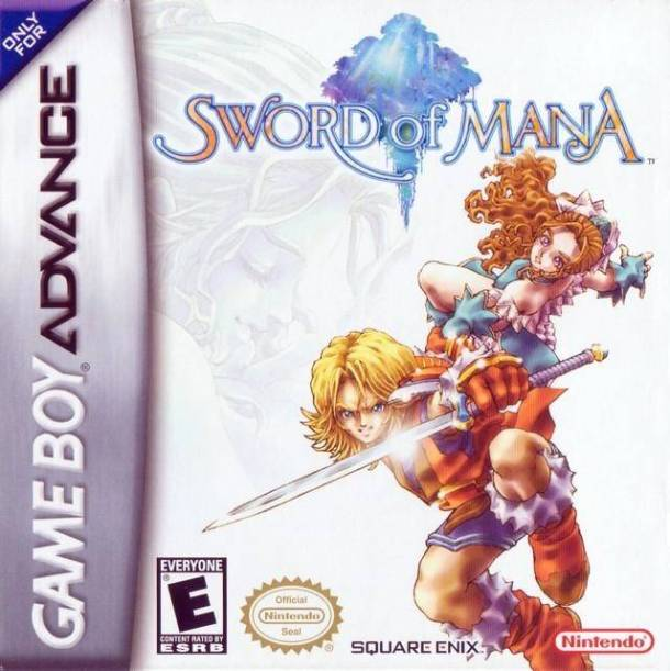 Sword of Mana | Boxart
