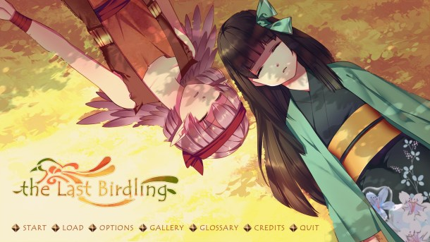 The Last Birdling | Title