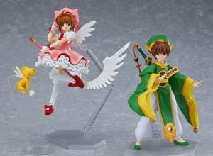 Cardcaptor Sakura   Syaoran Li and Sakura Kinomoto figmas