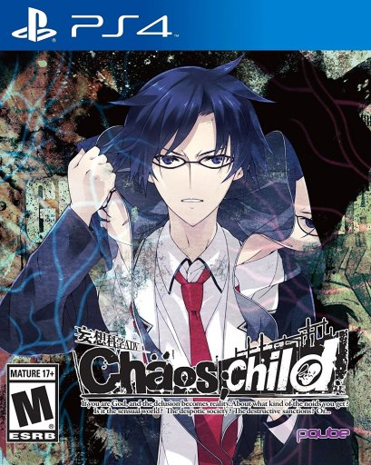 Chaos;Child | Box art