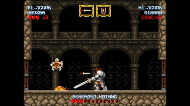 Cursed Castilla | Knight Fight
