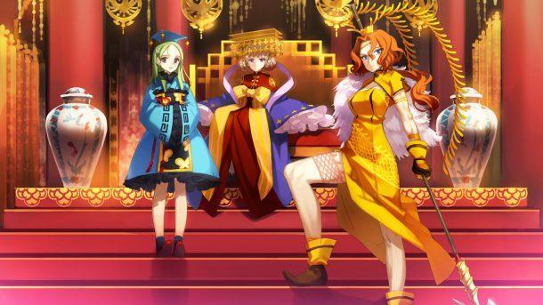 Eiyu*Senki | Taika Empire