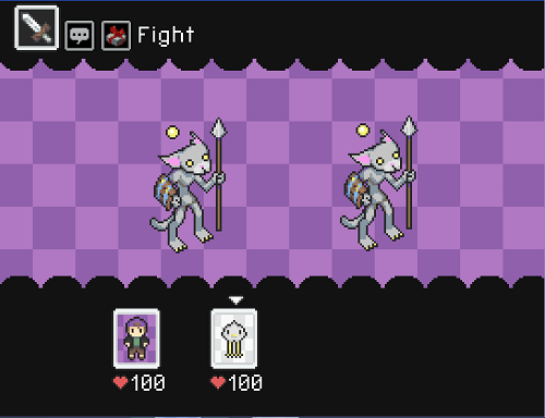 GLITCHED | Battle