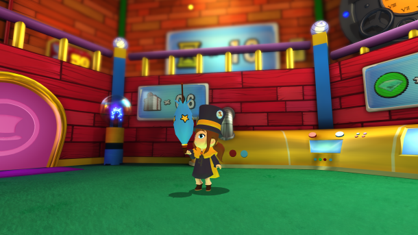 A Hat in Time | Hat Kid's umbrella