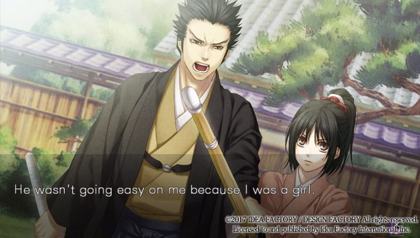 Hakuoki: Kyoto Winds | Going Easy