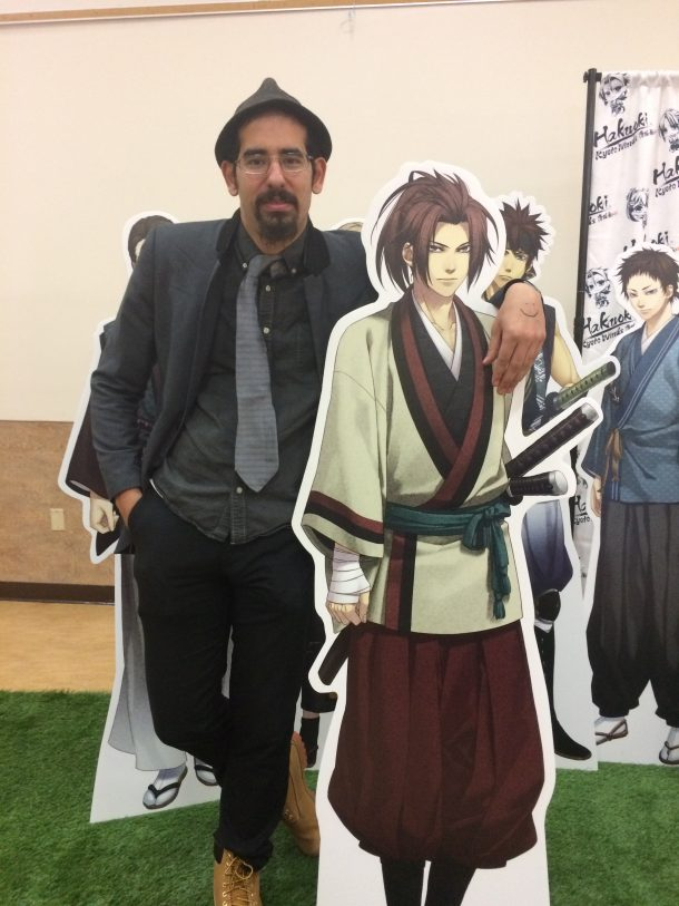 Hakuoki: Kyoto Winds | Souma and Benny
