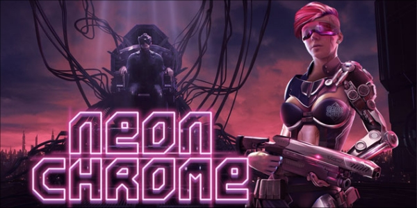 Nintendo | Neon Chrome