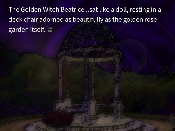 Umineko | Golden Witch