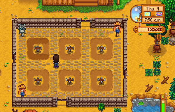 Stardew Valley | Crops Area