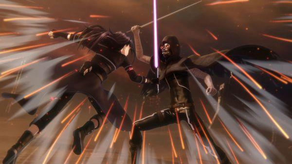 Sword Art Online: Fatal Bullet | Kirito vs. Death Gun 2