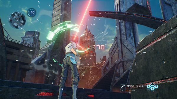 Sword Art Online: Fatal Bullet | Screen 1