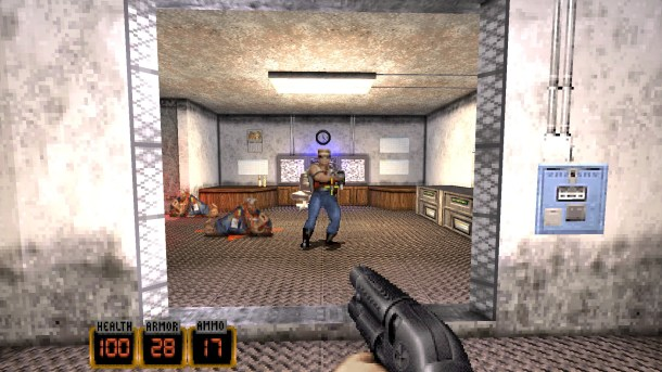 Duke Nukem 3D: 20th Anniversary World Tour | Damn I Look Good