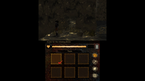Creeping Terror | Inventory