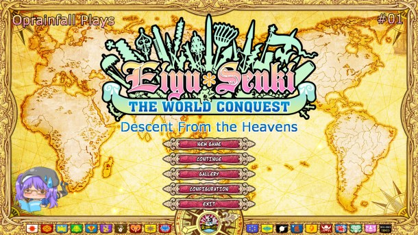 Eiyu*Senki | Descent From the Heavens!