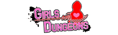 Girls And Dungeons | Logo