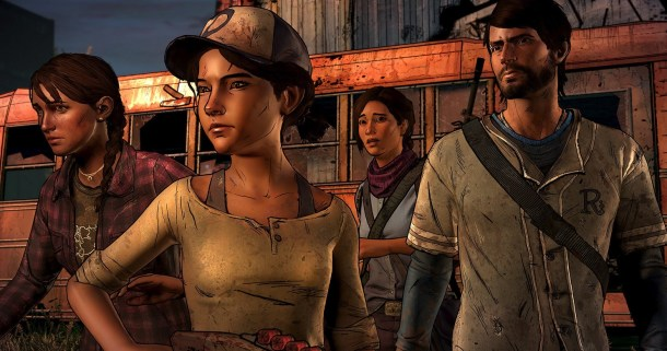 The Walkding Dead | Season 3 Clementine