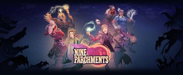 Nintendo Download | Nine Parchments