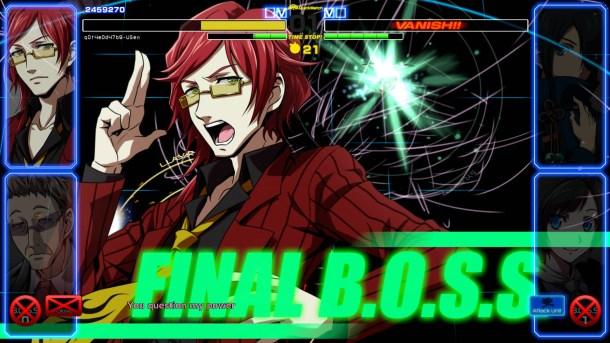 Senko no Ronde 2 | Final Boss mode
