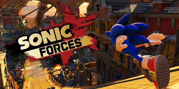 Sonic Forces | Title