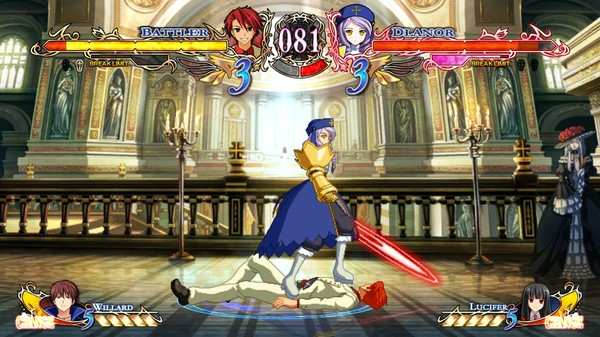 Umineko: Golden Fantasia | TOuching