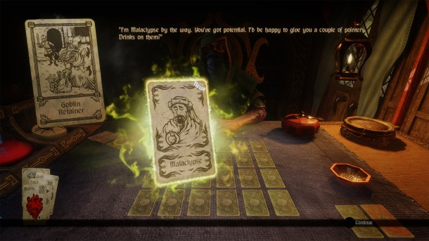 Hand of Fate 2 | Malaclypse Card