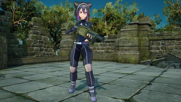 Sword Art Online: Fatal Bullet | Grenade Launcher 1