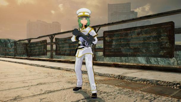 Sword Art Online: Fatal Bullet | SMG 1