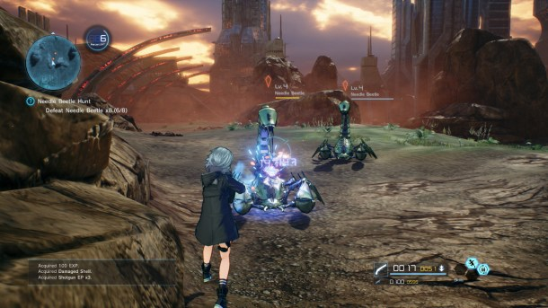 Sword Art Online: Fatal Bullet | SS 2
