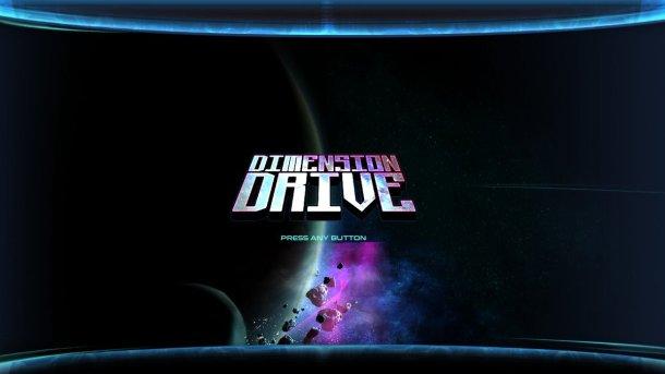 Dimension Drive Logo