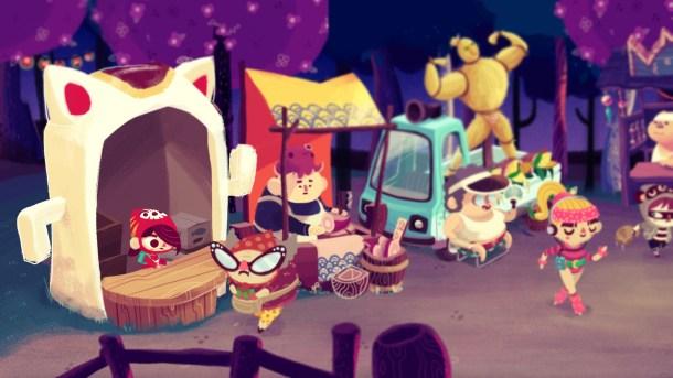 Humble Bundle | Mineko's Night Market