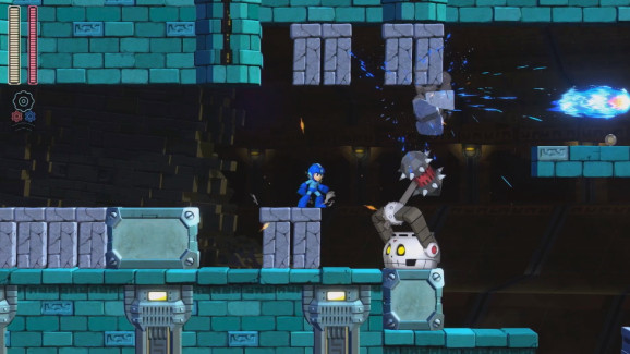 Mega Man 11 | enemy