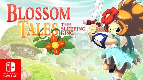 Nintendo Download   Blossom Tales